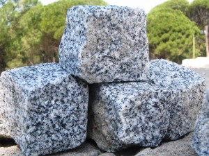 Granit küp taş fiyatları
